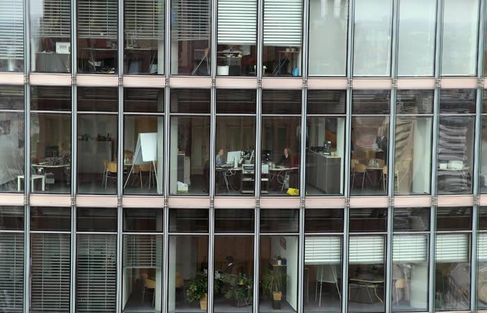 面談を行うオフィスのイメージ画像