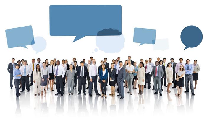 様々な人材紹介会社のキャリアアドバイザーたち