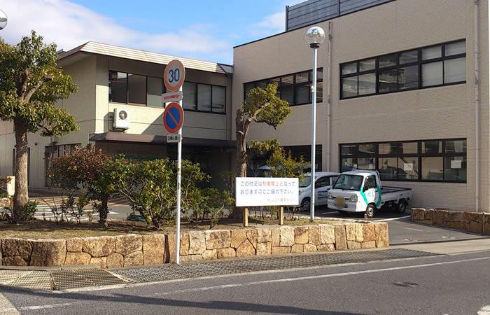岡山県内のハローワーク例