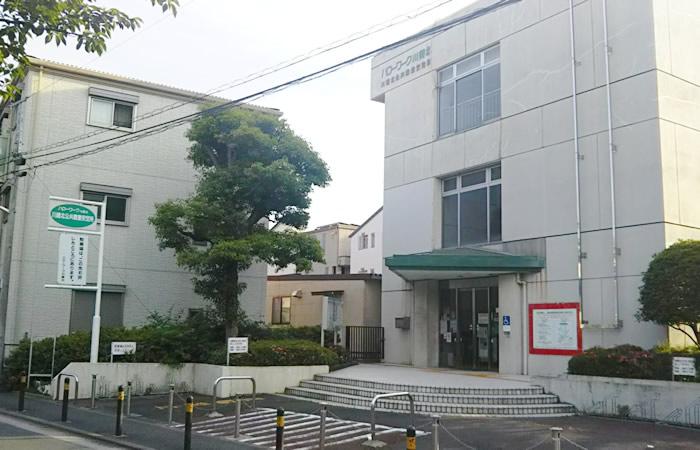 ハローワーク川崎北の外観画像