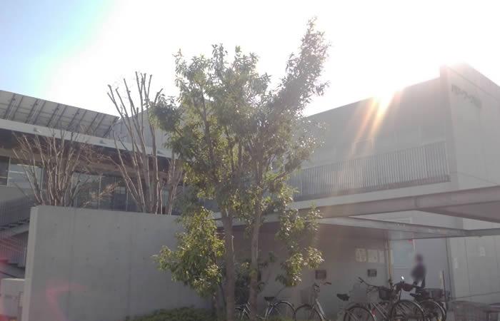 ハローワーク熊谷の外観