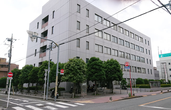 ハローワーク町田の外観画像