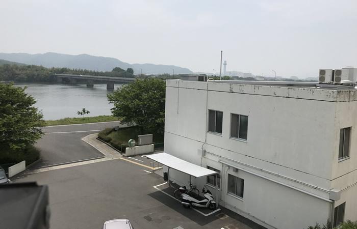 ハローワーク西大寺の外観画像