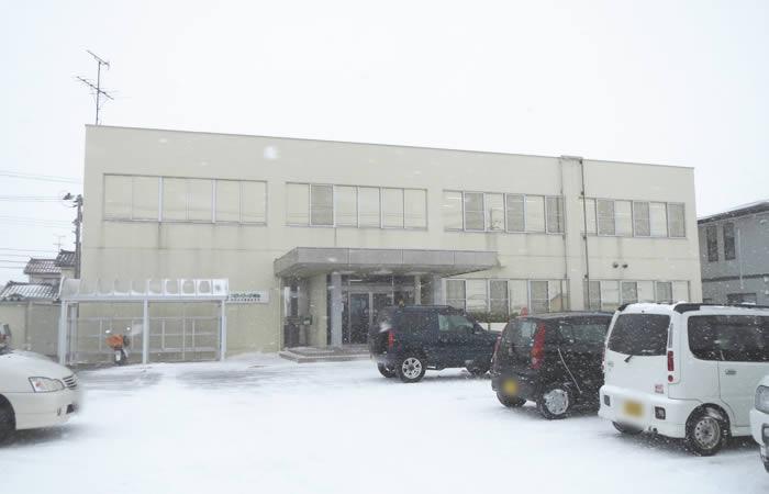 ハローワーク酒田の外観画像