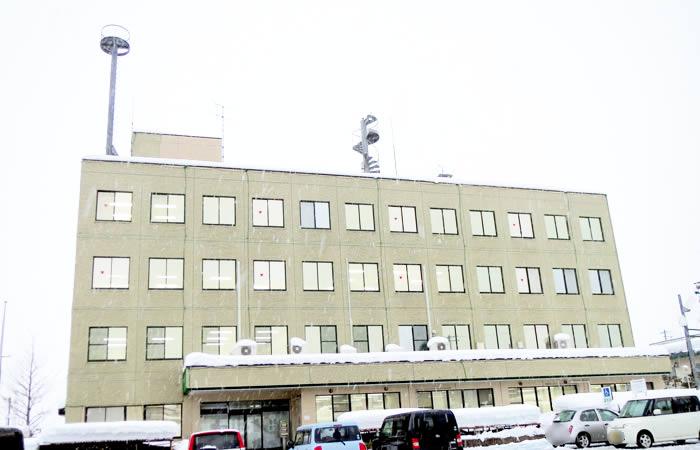 ハローワーク新庄の外観画像