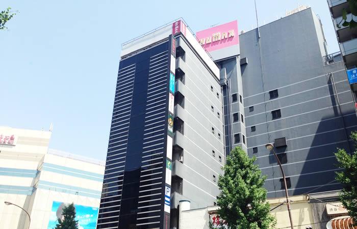 富士誇のオフィスビル外観画像