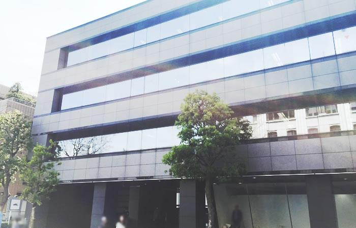 マスメディアンのオフィスビル外観画像
