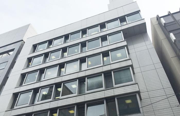 メイテックネクストのオフィスビル外観画像