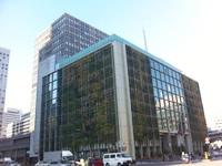 パソナキャリア東京本社 オフィスビルの外観