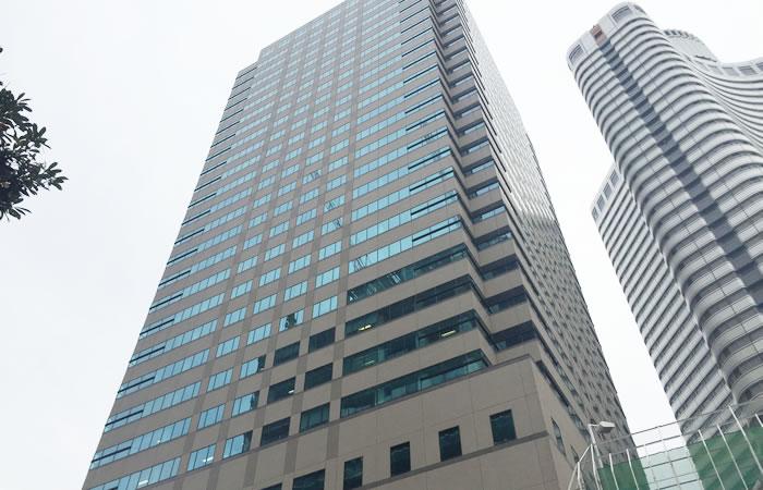 ランスタッドのオフィスビル外観画像