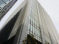 転職エージェント「ロバート・ウォルターズ・ジャパン」のオフィスビル外観